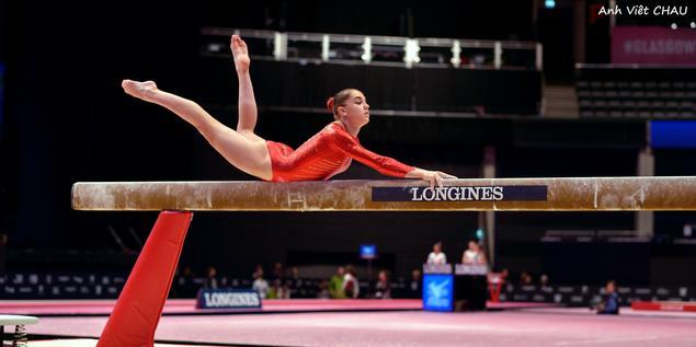 46èmes Championnats du Monde de Gymnastique Artistique 6aae151cfc5