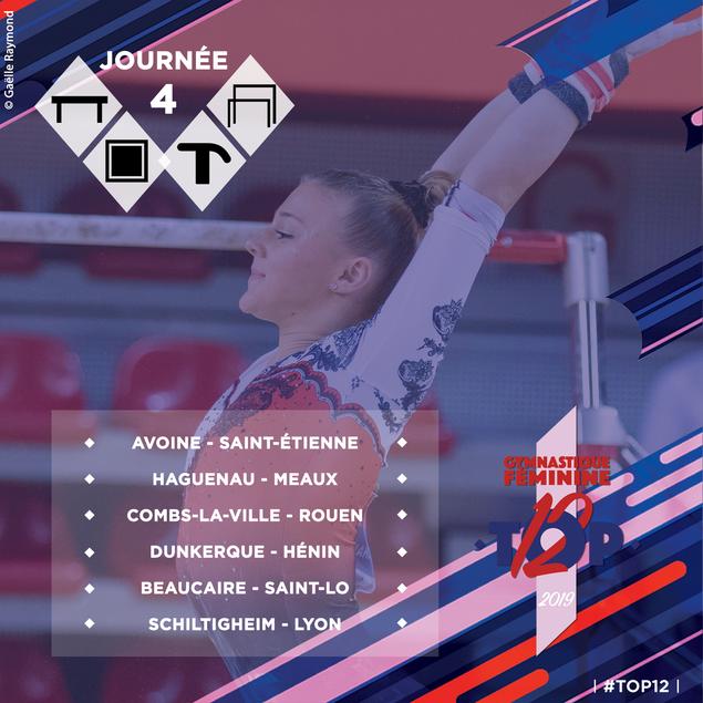 GAF - TOP 12 - Avoine et Meaux en finale e60a91d589e